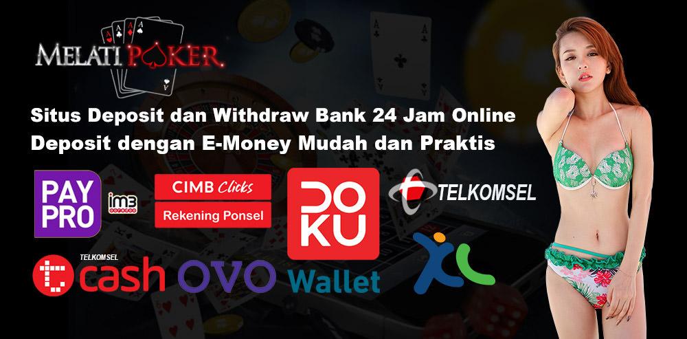Melatipoker - Agen Poker Terbaik