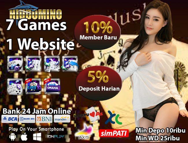 Kumpulan Situs Poker Online Bank Bca 24 Jam Terbaik Di Indonesia