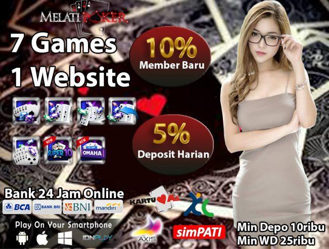 Situs Poker Mandiri Online 24 Jam Tanpa Batas Waktu Offline