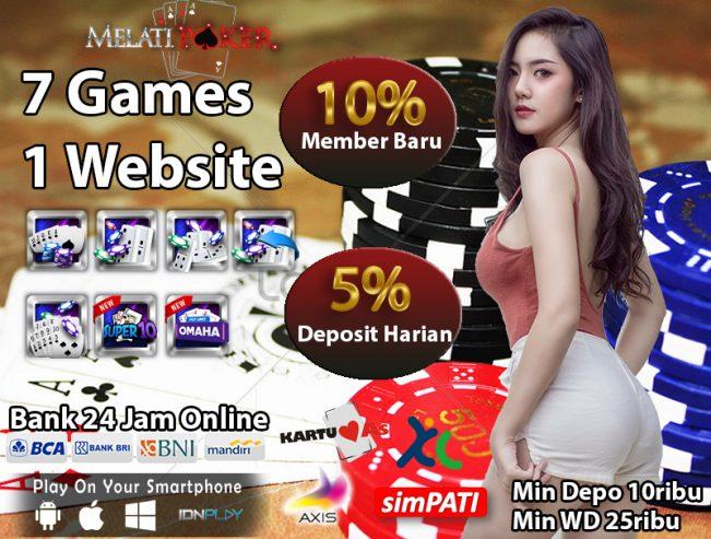 Daftar Situs Poker Online Deposit Dan Withdraw CIMB 24 Jam