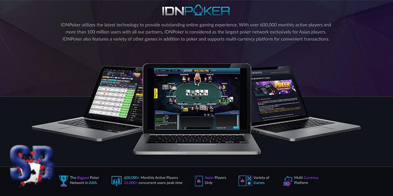 Situs Poker IDN Terpercaya Indonesia