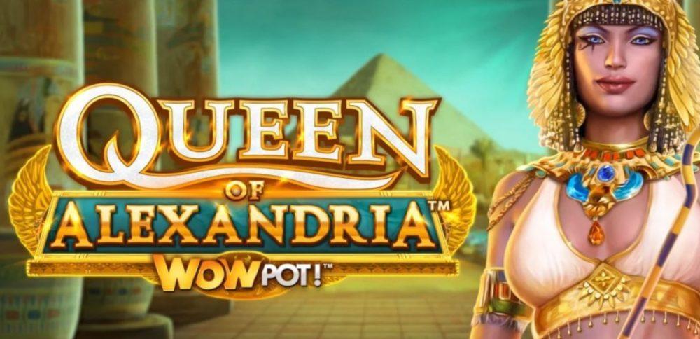 Slot gacor Queen of Alexandria